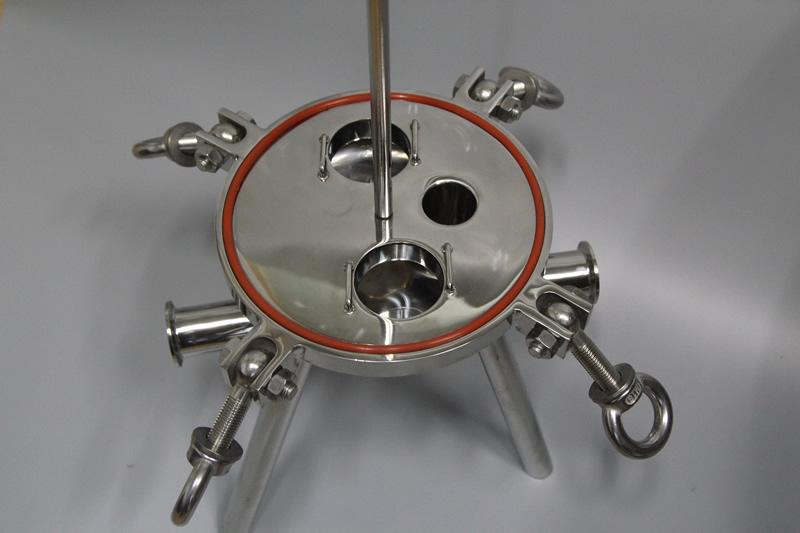 多芯不锈钢卫生级液体过滤器