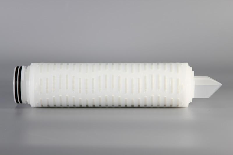 绝对精度聚丙烯(APP)折叠滤芯