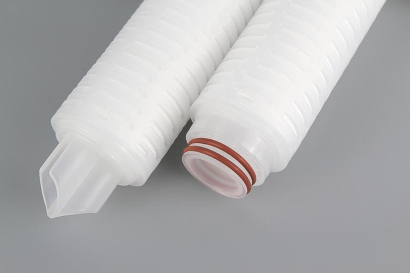 玻璃纤维(GF)折叠滤芯