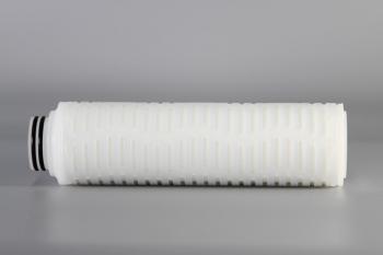聚醚砜膜(PES) 折叠滤芯