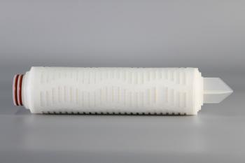 相对精度聚丙烯(PP)折叠滤芯